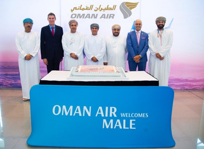 Oman Air returns to Maldives with new B737 MAX 8 service