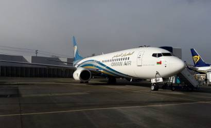 Oman Air signs codeshare deal with Royal Jordanian