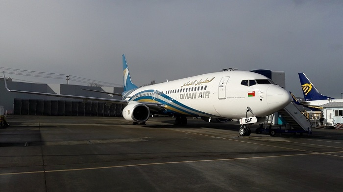 Oman Air launches daily Muscat-Manchester flight
