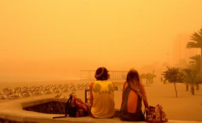 Canary Islands flights hit by sandstorm