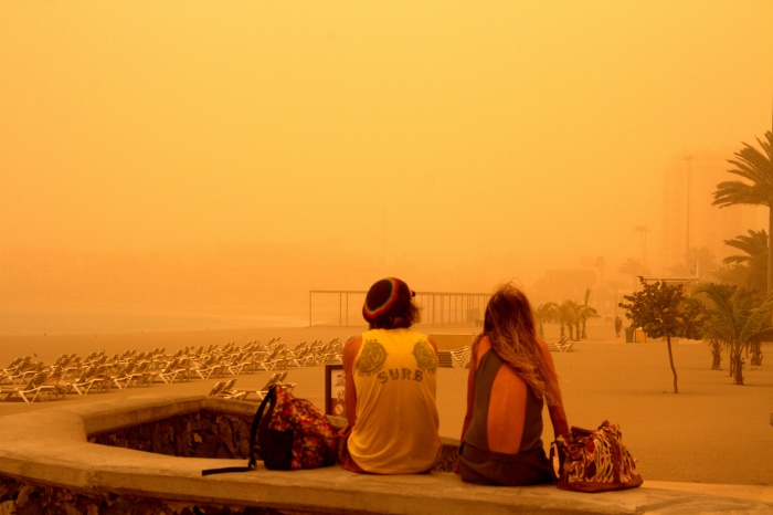 Canary Islands: latest official Saharan sandstorm travel advice, flight disruptions and information
