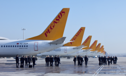 Pegasus Airlines steps up departures to central Europe