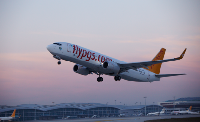 Pegasus Airlines seeks to build new hub at Ankara, Turkey