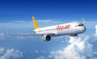 Pegasus Airlines converts options to raise Airbus order to 100 planes