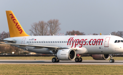 Pegasus Airlines welcomes new Airbus A320neo to fleet