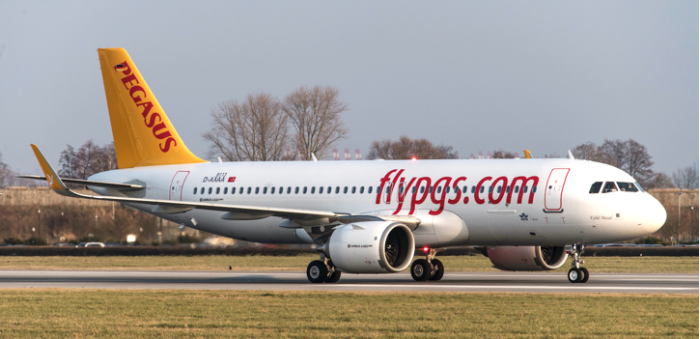 Pegasus Airlines to relaunch Turkey flights today
