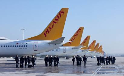 Pegasus Airlines expands international network
