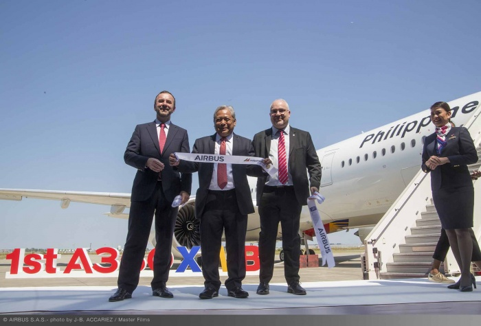 Philippine Airlines welcomes first Airbus A350 XWB to fleet
