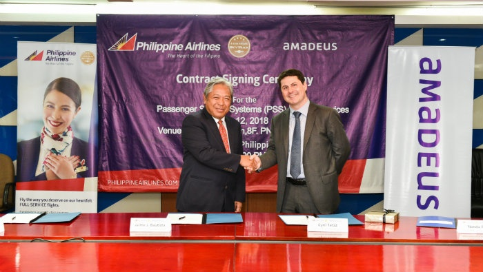 Philippine Airlines to roll out Amadeus Altéa Suite
