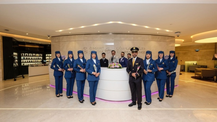 First Saudia flight departs from King Abdulaziz International Airport, Jeddah