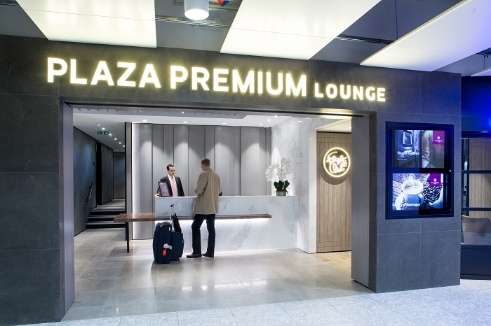 Plaza Premium Group opens new Heathrow lounge