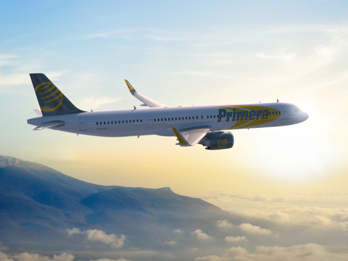 Primera Air launches new transatlantic route from Stansted