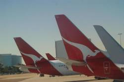 Qantas warned of overheating risks