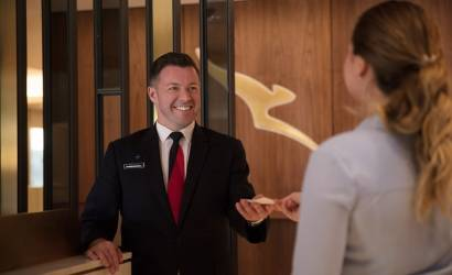 Qantas unveils new lounge at London Heathrow Airport