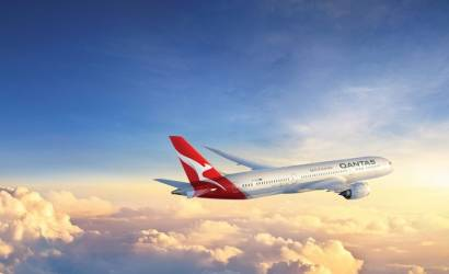 Qantas names latest Dreamliner 'Quokka' in honour of native species
