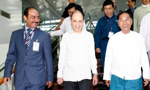 Qatar resumes flights to Yangon