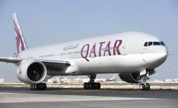 Qatar Airways flies into Eritrean capital Asmara