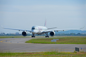 Qatar Airways takes off for Nice