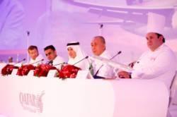 Qatar Airways in food focus