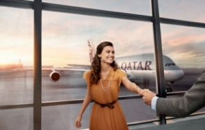 Qatar Airways launches Going Places Together ad campaign