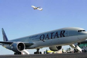 Qatar Airways showcases Boeing 777 long-haul in Bahrain