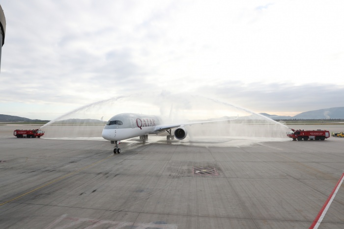 Qatar Airways to bring A350-1000 to Asia routes from November