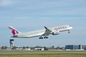 Qatar Airways takes Airbus A350 to Maldives for first time