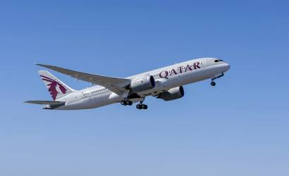 Qatar Airways touches down in St. Petersburg for first time