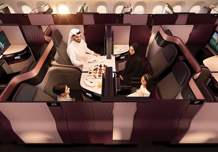 Arabian Travel Market 2017: Qatar Airways to showcase new Qsuite