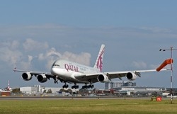 Qatar Airways to bring second Airbus A380 to Doha-London route