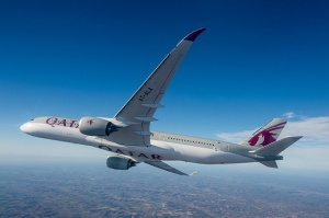 Qatar Airways brings Airbus A350 to United States for first time