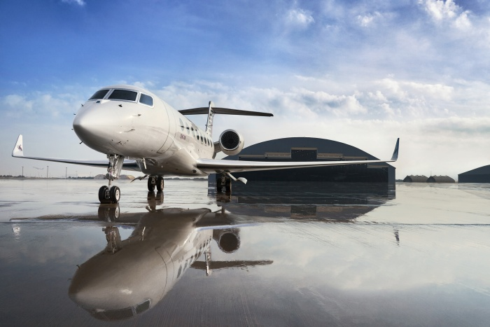 Qatar Airways receives latest Gulfstream G650ER