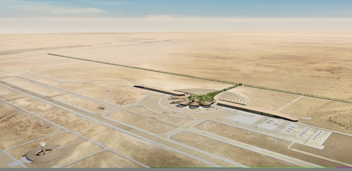 News: Red Sea Development Company awards airport construction contract - breaking travel news