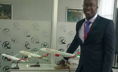 Breaking Travel News interview: Richard Omoro, area manager, Kenya, Kenya Airways