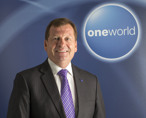 oneworld appoints Gurney to chief executive role