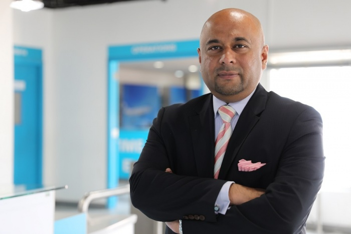 Breaking Travel News interview: Rohit Ramachandran, chief executive, Jazeera Airways