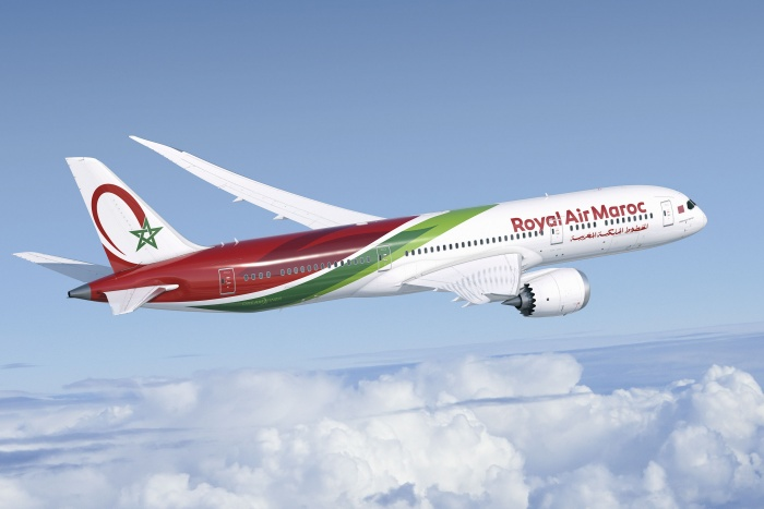 Royal Air Maroc welcomes first Dreamliner 787-9 from Boeing