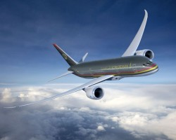 Boeing 787 Dreamliner revolutionises passenger experience at Royal Jordanian