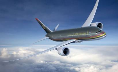 Royal Jordanian joins Dreamliner club with first delivery