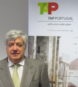 Breaking Travel News interview: TAP Portugal general manager, UK, Rui Lemos