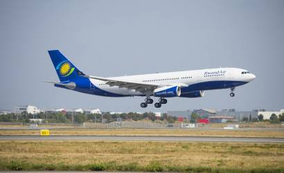 RwandAir touches down at London Gatwick for first time