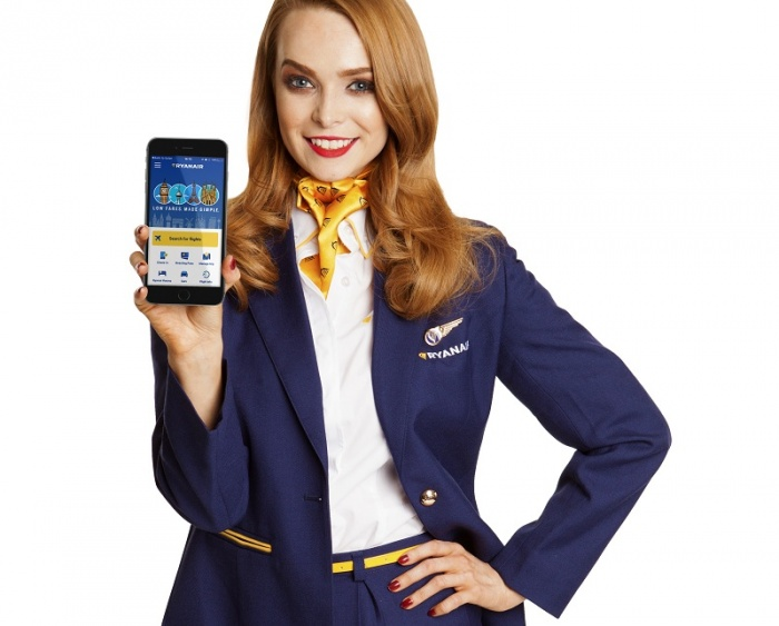 Ryanair adds Apple Pay to iOS app