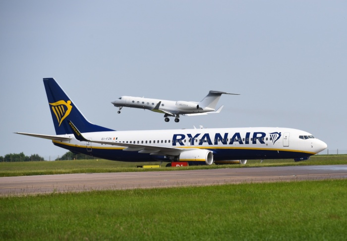 Ryanair signs cabin crew union agreement with Forsa