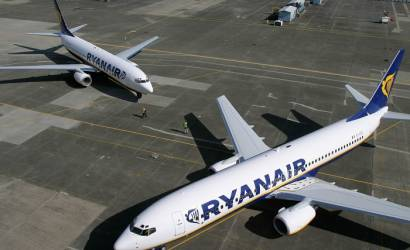 Ryanair partners with Rentalcars.com
