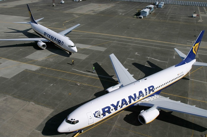 Ryanair moots grounding entire fleet as European travel restrictions bite