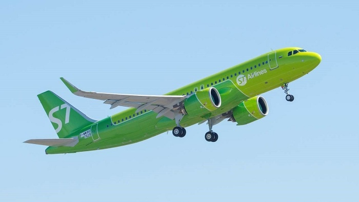 S7 Airlines takes delivery of first A320neo