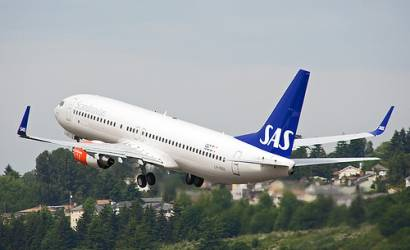 Scandinavian Airlines launches new route to Hong Kong