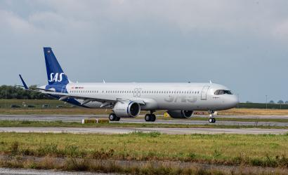 SAS receives first A321LR from Airbus
