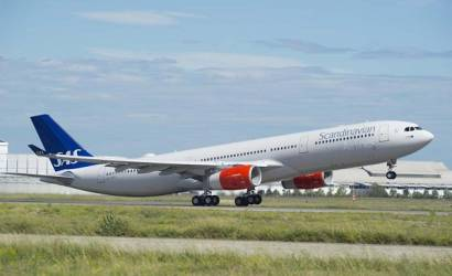 Scandinavian Airlines welcomes latest A330-300 to fleet