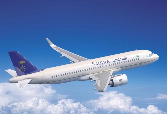 Saudi Arabian Airlines expands Airbus A320neo order